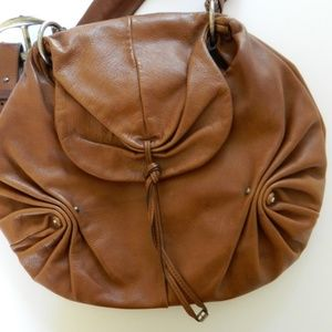 Auth Yves Saint Laurent Tote Shoulder Bag